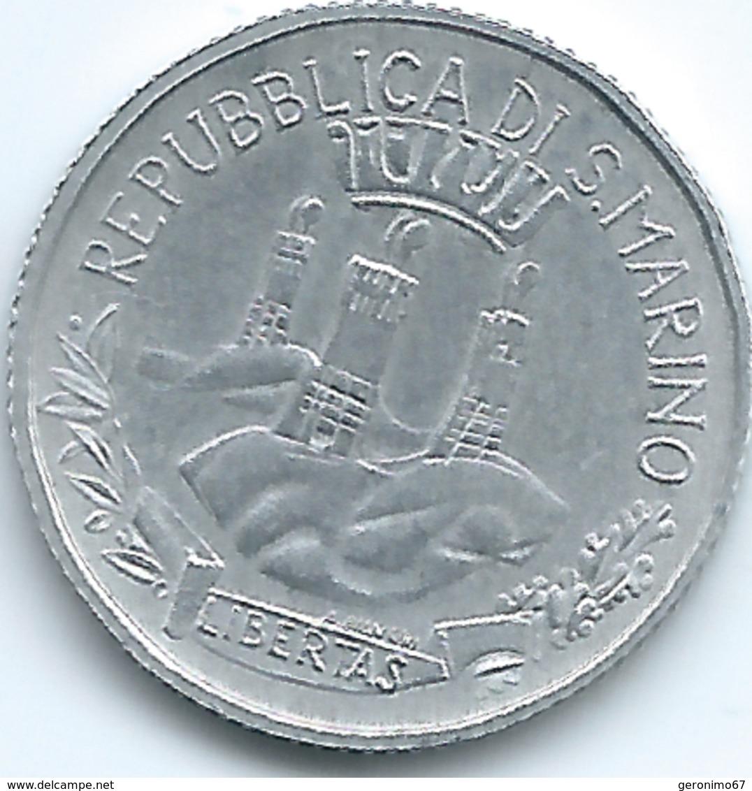 San Marino - 1982 - 2 Lire - KM132 - San Marino