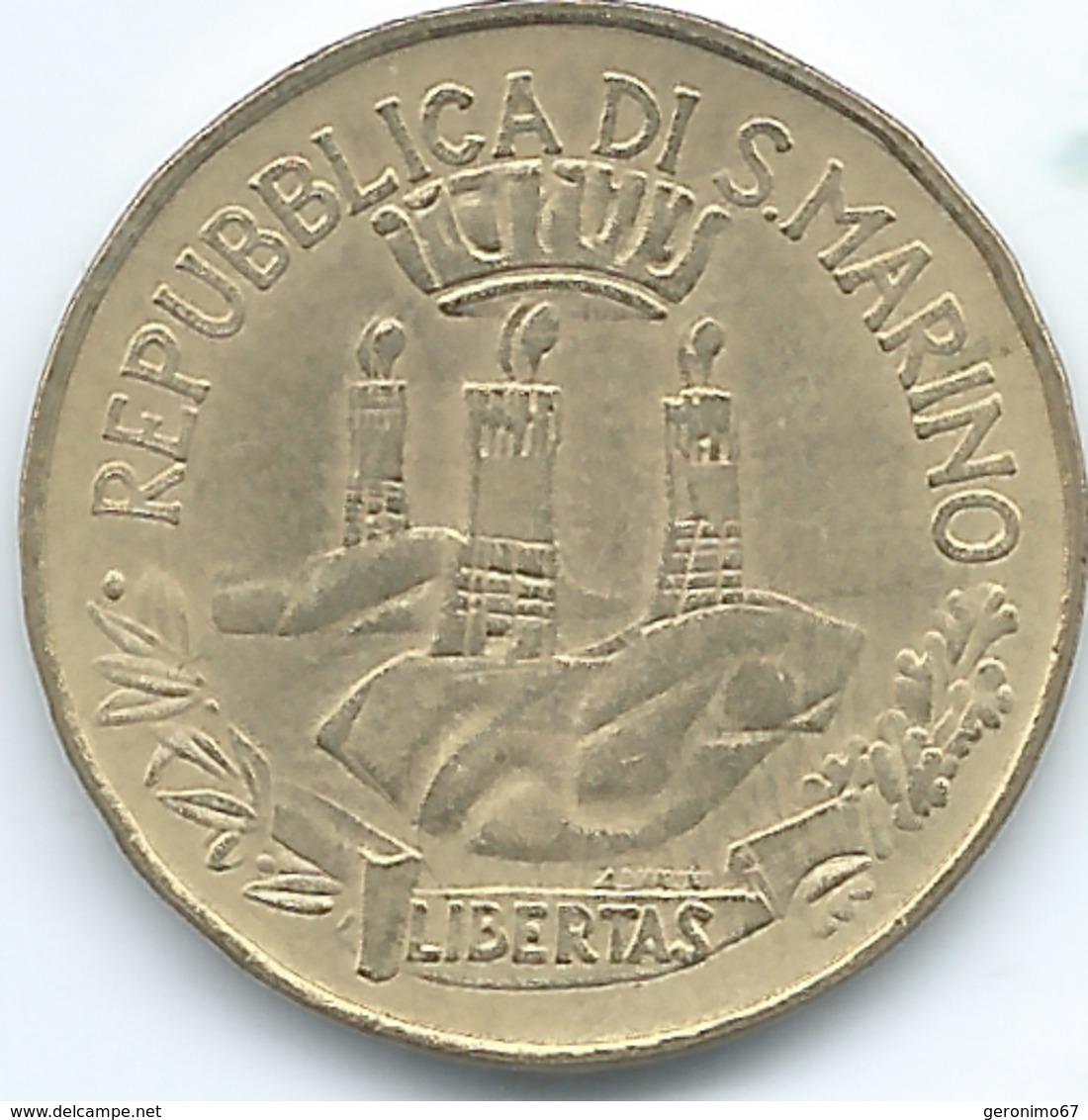 San Marino - 1982 - 20 Lire - KM135 - San Marino