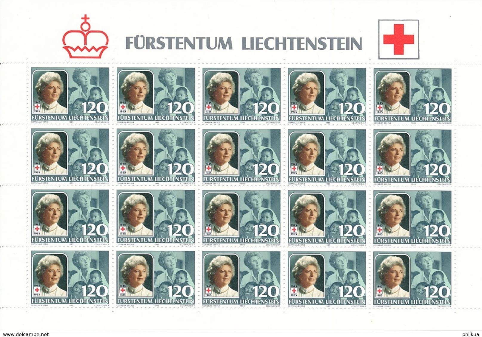 Zumstein 814-817 / Michel 875-877 Bogen-Serie Einwandfrei Postfrisch/** - Blocks & Sheetlets & Panes