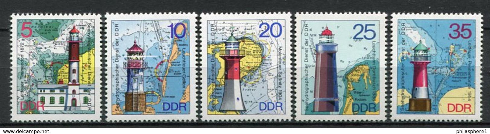 DDR Nr.2045/9          **  Mint (MNH)      (22944)   ( Jahr:1975 ) - Nuovi