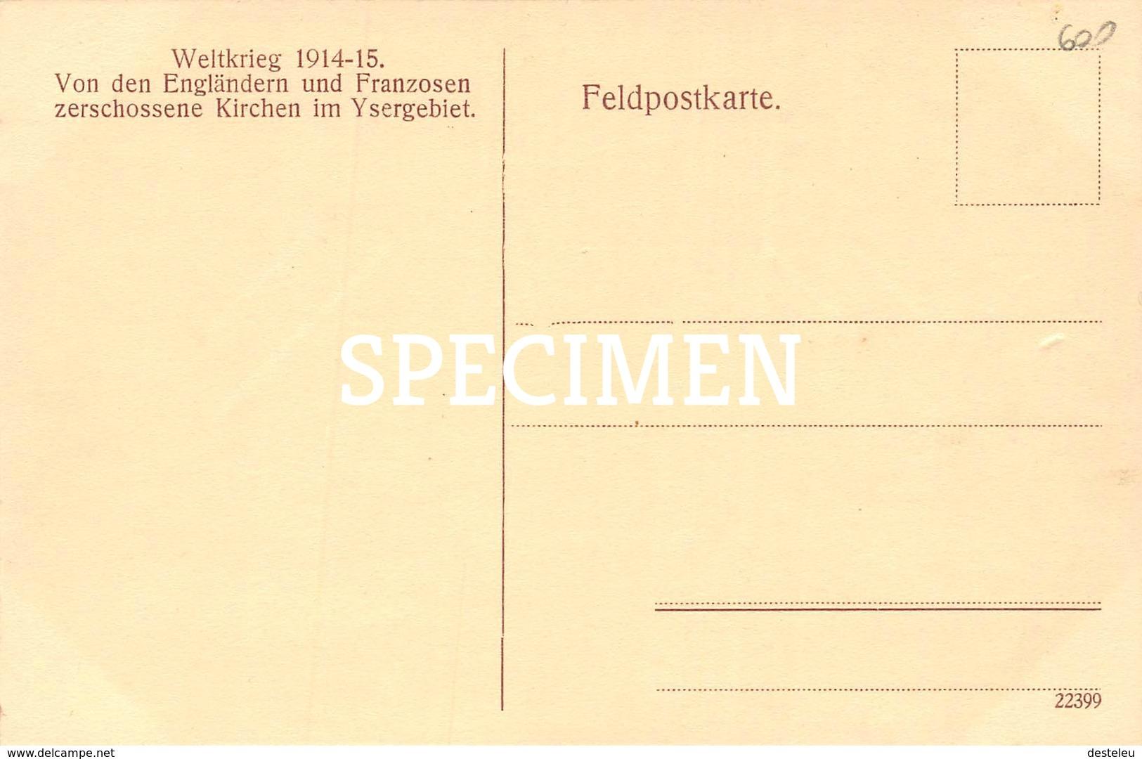 Schore A.d. Yser - Middelkerke