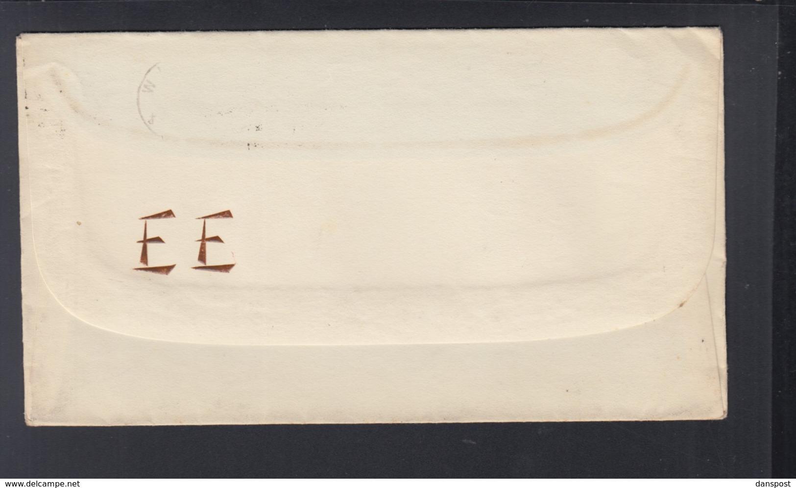 Dt. Reich Brief 1928 Stempel ILA Berlin - Deutschland