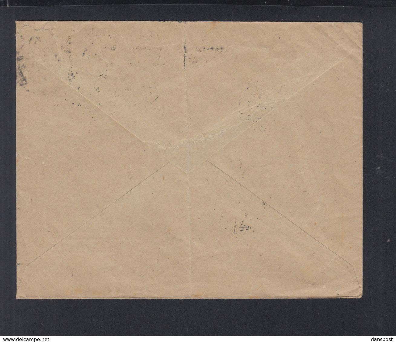 Dt. Reich Brief 1923 An Jugoslavia Dt-jugoslavische Wirtschaftsgesellschaft - Briefe U. Dokumente
