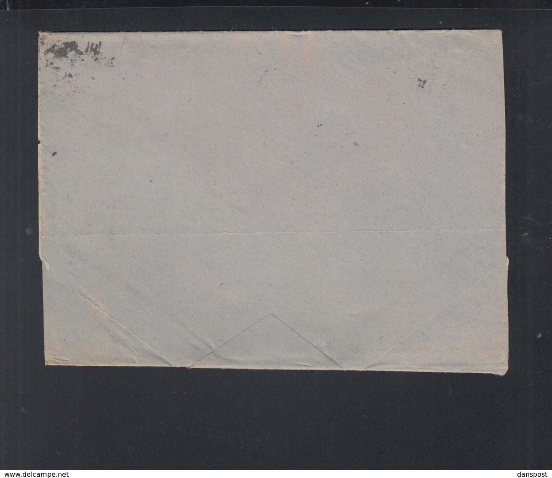 Dt. Reich Streifband Berlin Nach München - Briefe U. Dokumente