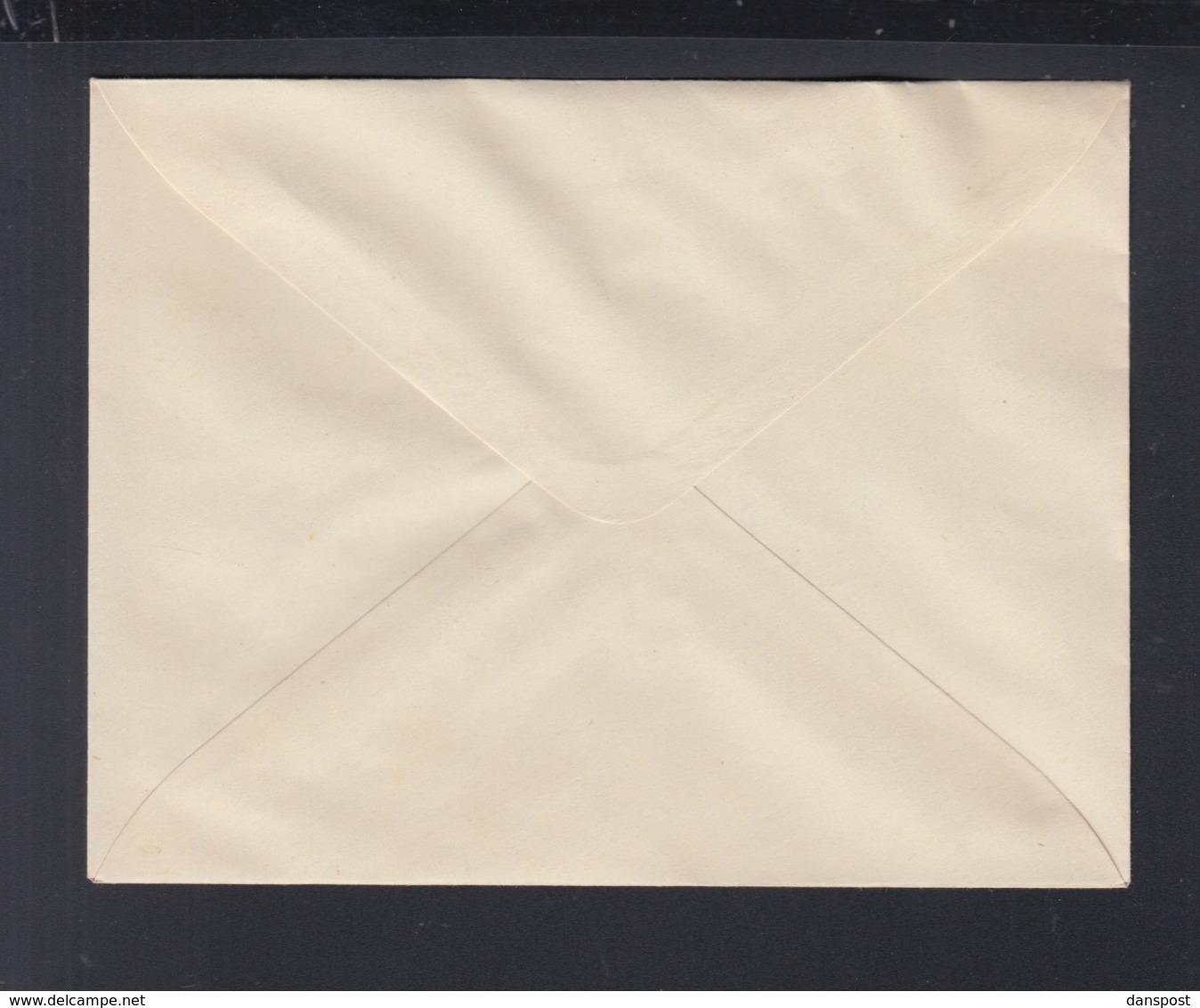 Frankreich France Umschlag 1 F Ungebraucht Klappe Festgeklebt - Ganzsachen