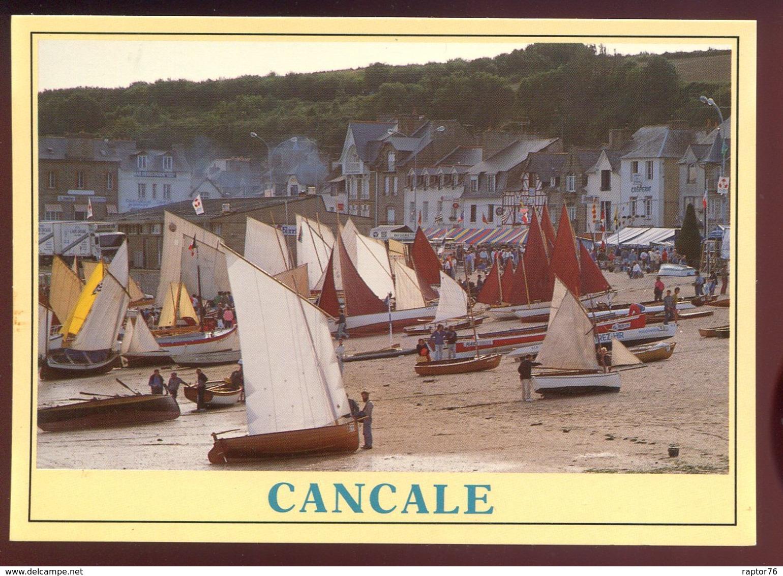 CPM Neuve 35 CANCALE Vieux Gréements Au Port - Cancale