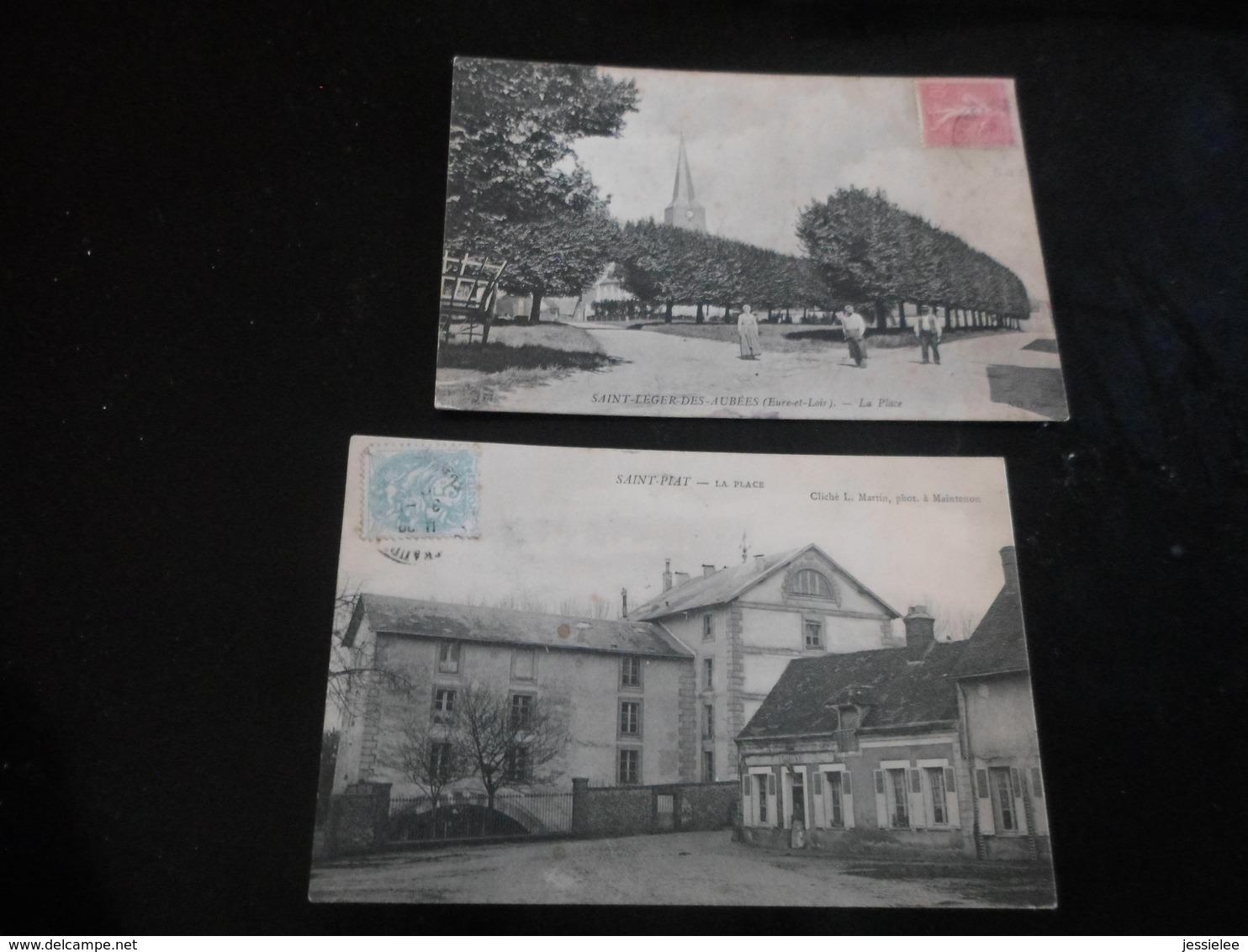 LOT DE 44 CPA / VRAC / VILLES DIVERSES - 5 - 99 Postcards