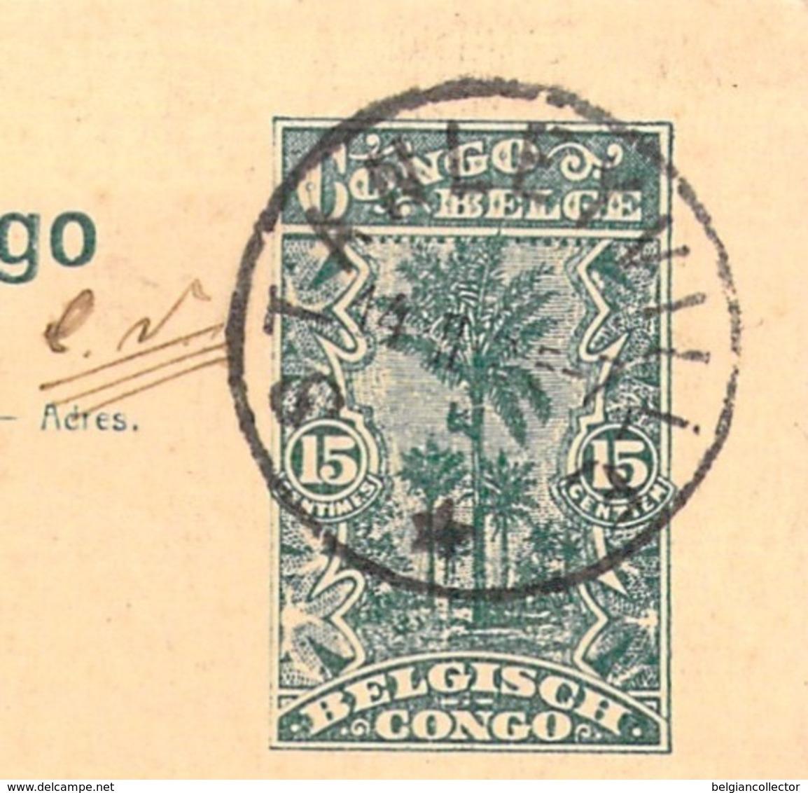 1925 - Congo Belge - M. Franck, Ministre Des Colonies En Route à Travers La Forêt Tropicale (Uele) - Belgisch-Kongo - Sonstige
