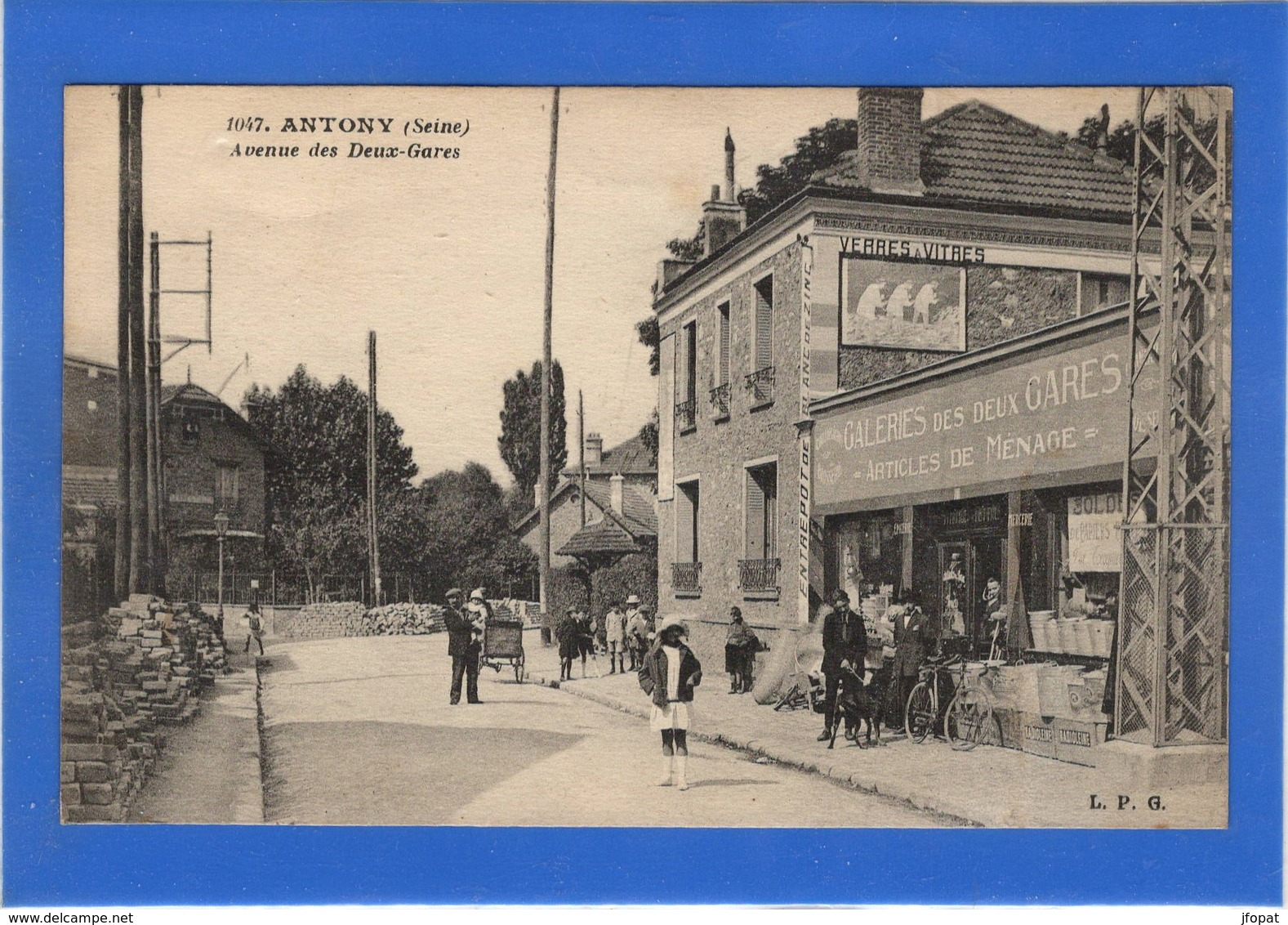 92 HAUTS DE SEINE - ANTONY Avenue Des Deux-Gares (voir Descriptif) - Antony