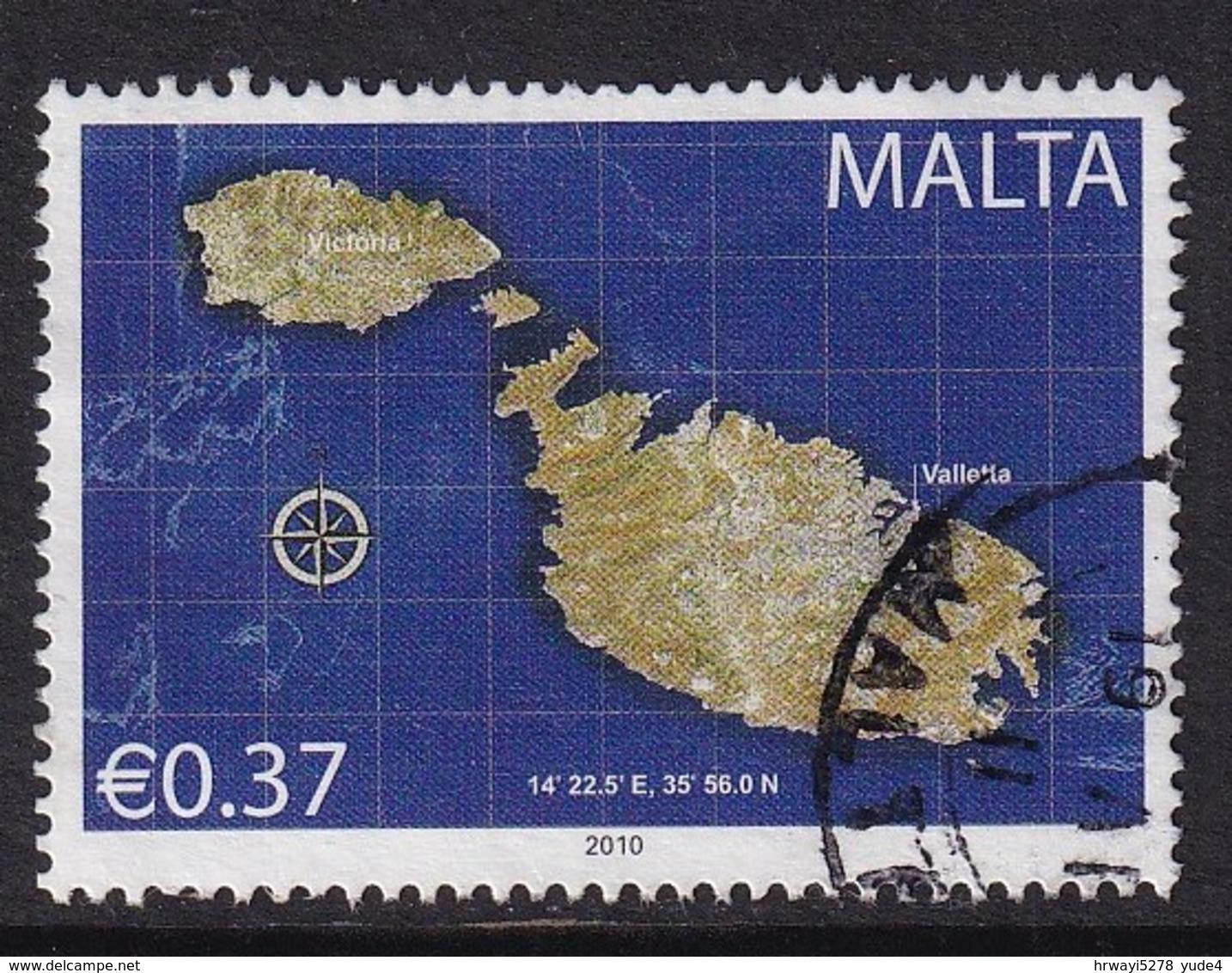 Malta 2010, Minr 1640 Vfu - Malte