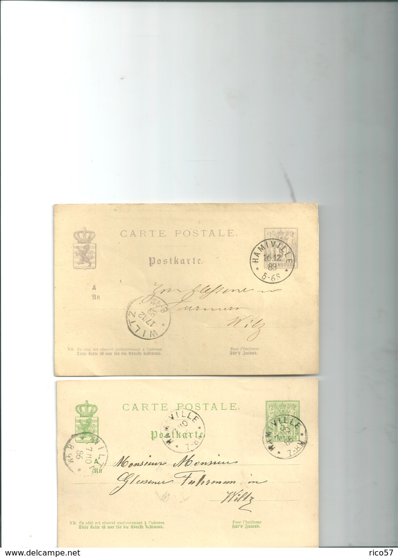 Cartes Postales Luxembourg - Sonstige