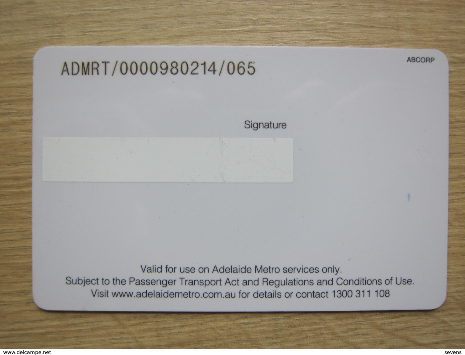 Adelaide Metro Regular Card,Rundle Mall Pigs - Phonecards