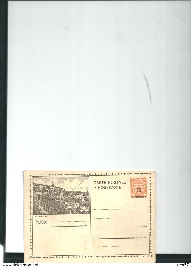 Carte Postale Luxembourg - Luxemburg - Stadt