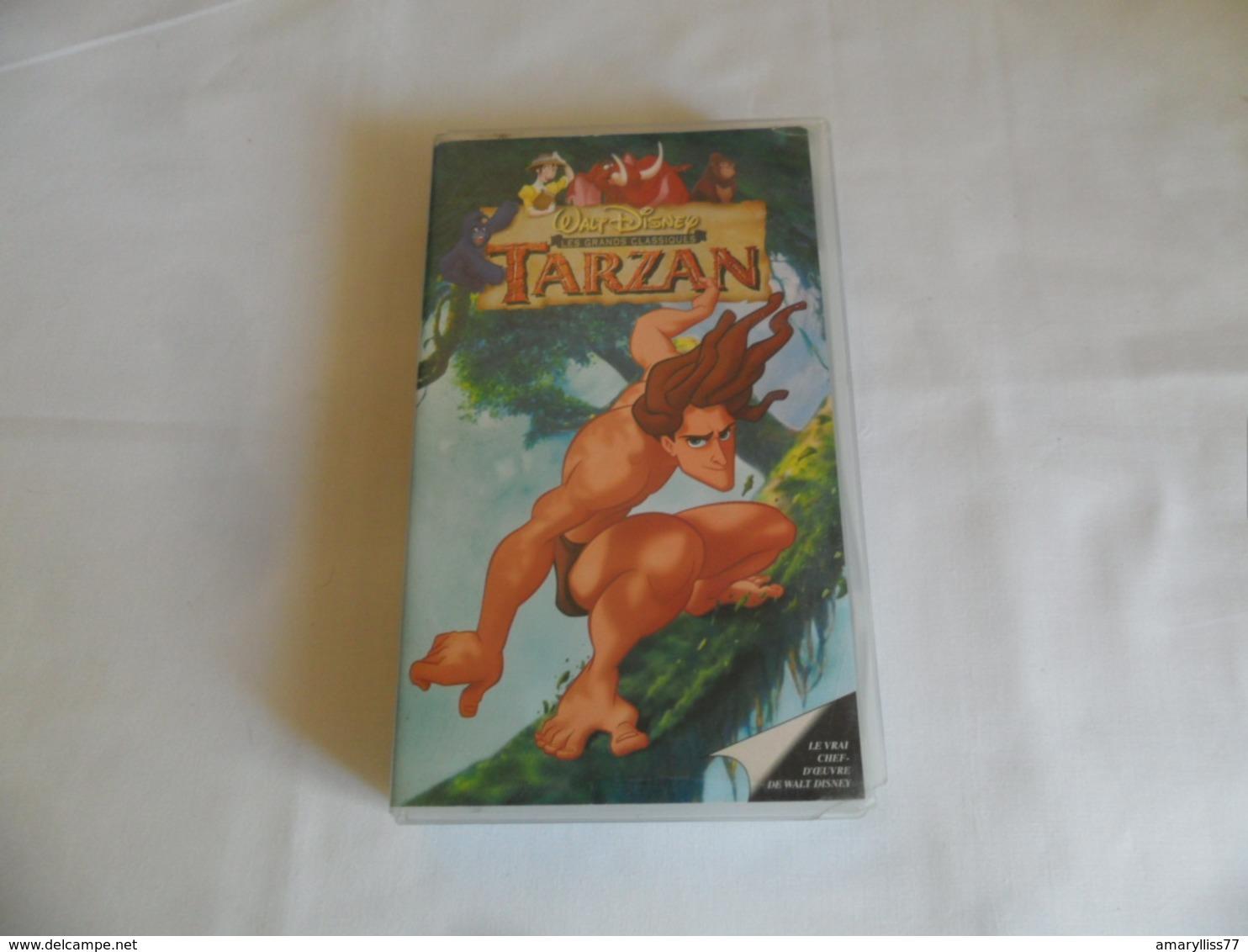 """E9 """" Tarzan """" - Dessins Animés"""