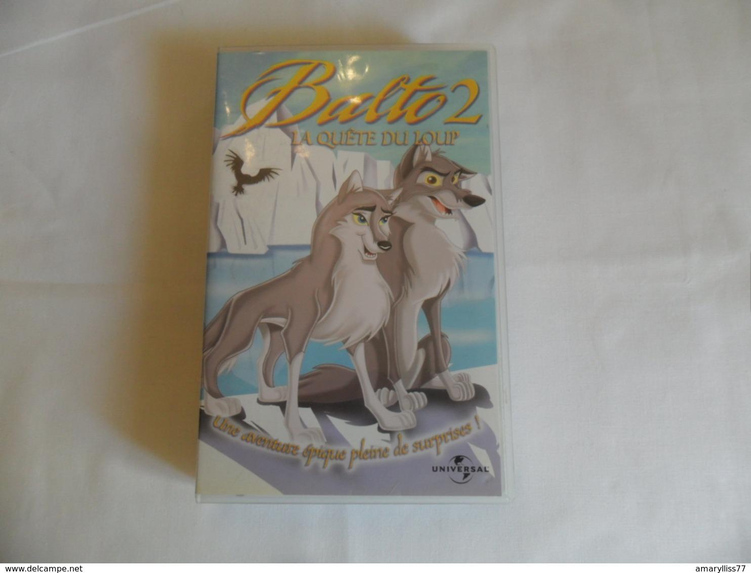 """E12 """" Balto 2 La Quête Du Loup """" - Dessins Animés"""