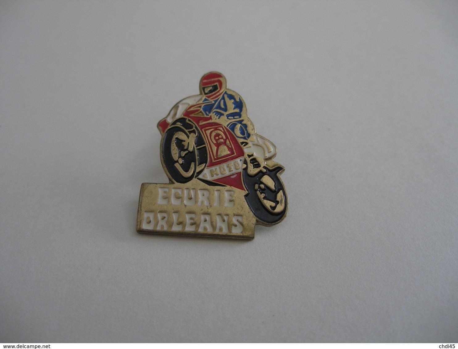 Moto Ecurie Orleans - Motorfietsen