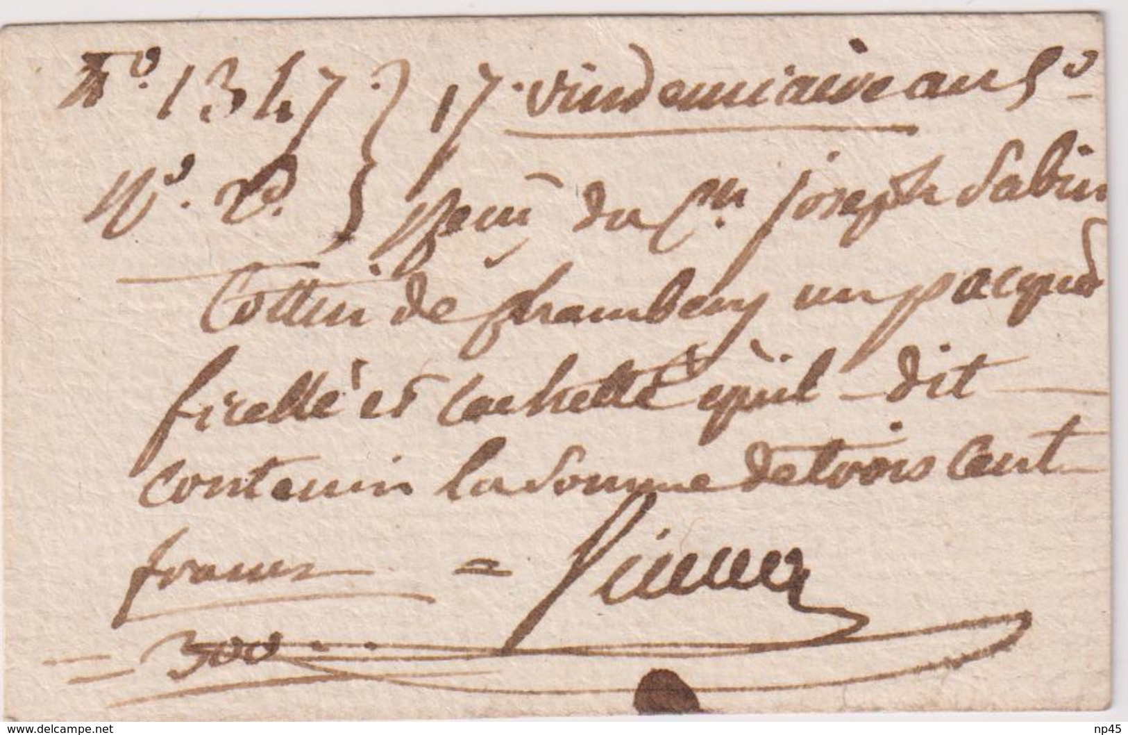 CARTES A JOUER XVIII Eme PERIODE REVOLUTIONNAIRE - Other Collections