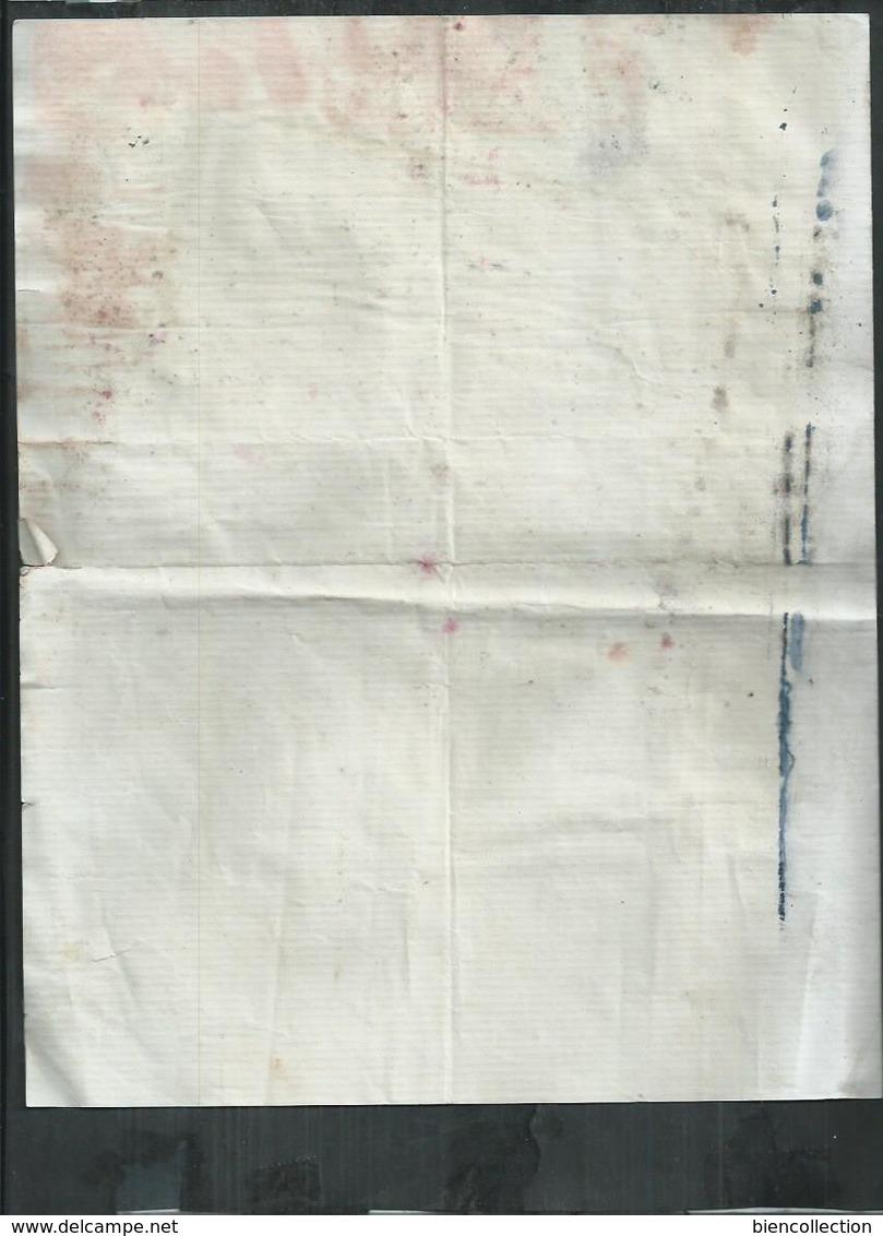 Lettre De Sadi Carnot à Mr Rouchon De Montpellier(Hérault) Attribution De La Médaille De Chevalier De L'ordre Du Mérite - Historische Documenten