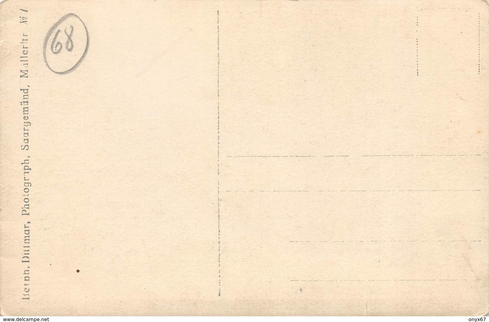 Carte Photo Militaire HARTMANNSWILLERKOPF-HARTMANNSWEILER-VIEIL ARMAND Monument 152  Régiment Infanterie-Guerre -14/18 - Otros Municipios