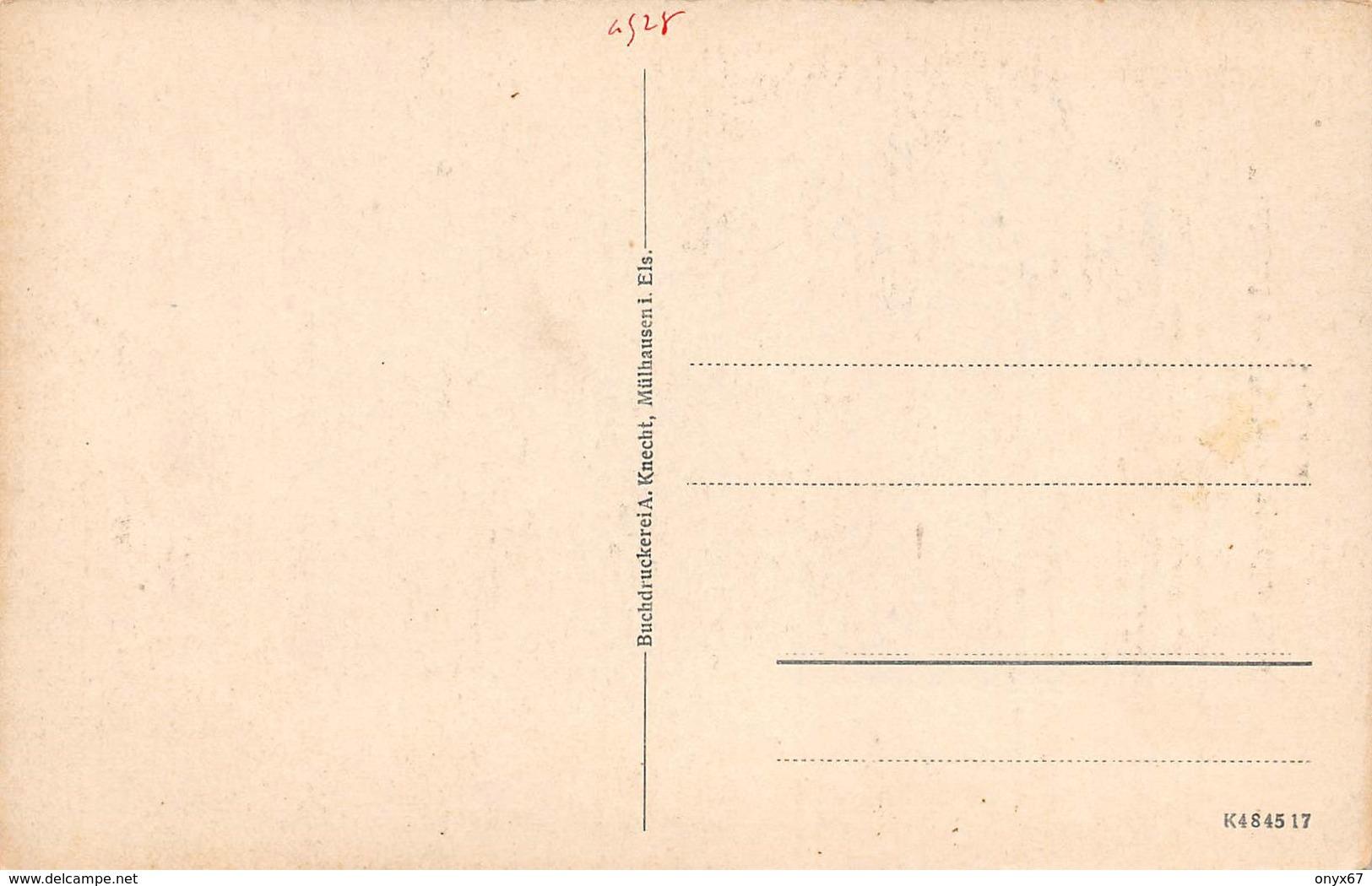 HARTMANNSWILLERKOPF-HARTMANNSWEILER-VIEIL ARMAND Denkmal 82 Landwehr Infanterie Brigade-Vogesen-Krieg-Guerre -14/18 - Otros Municipios