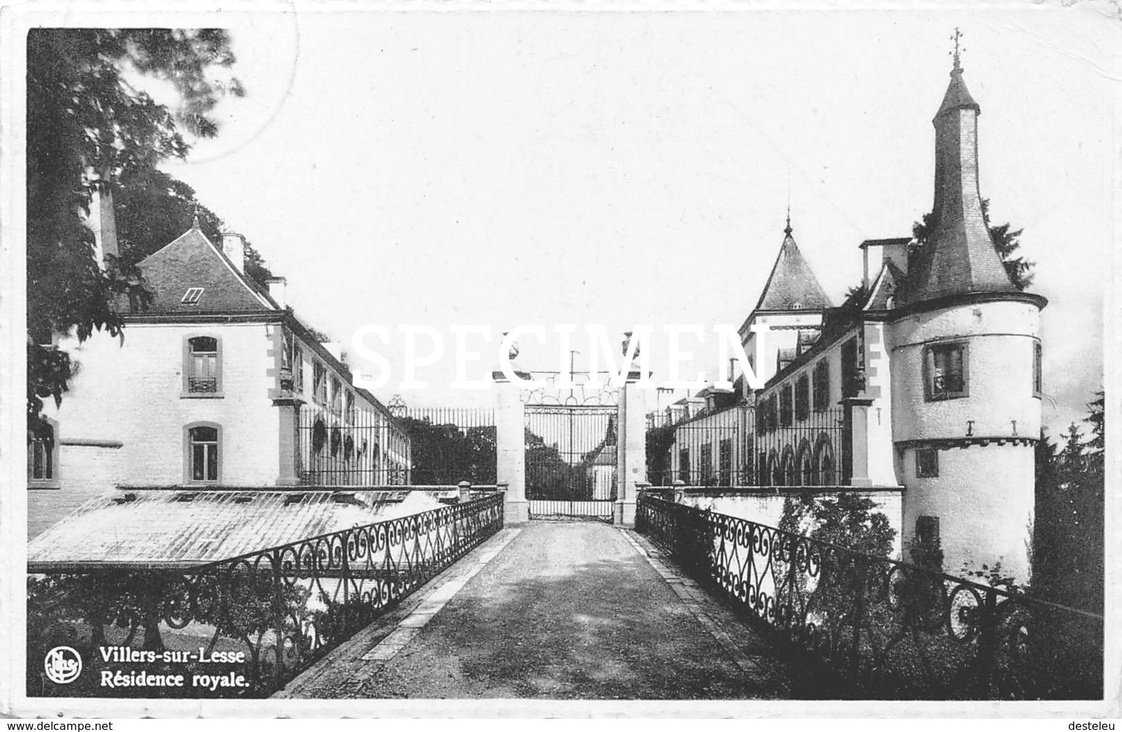 Résidence Royale - Villers-sur-Lesse - Rochefort