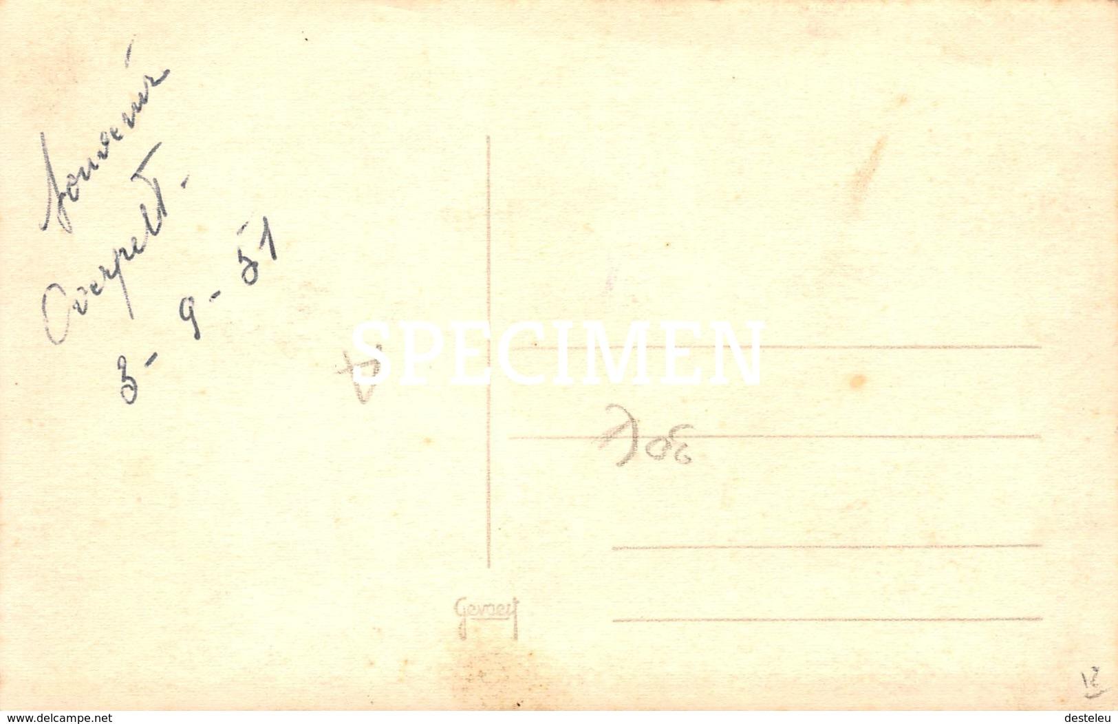 Fotokaart 1951 - Overpelt - Overpelt