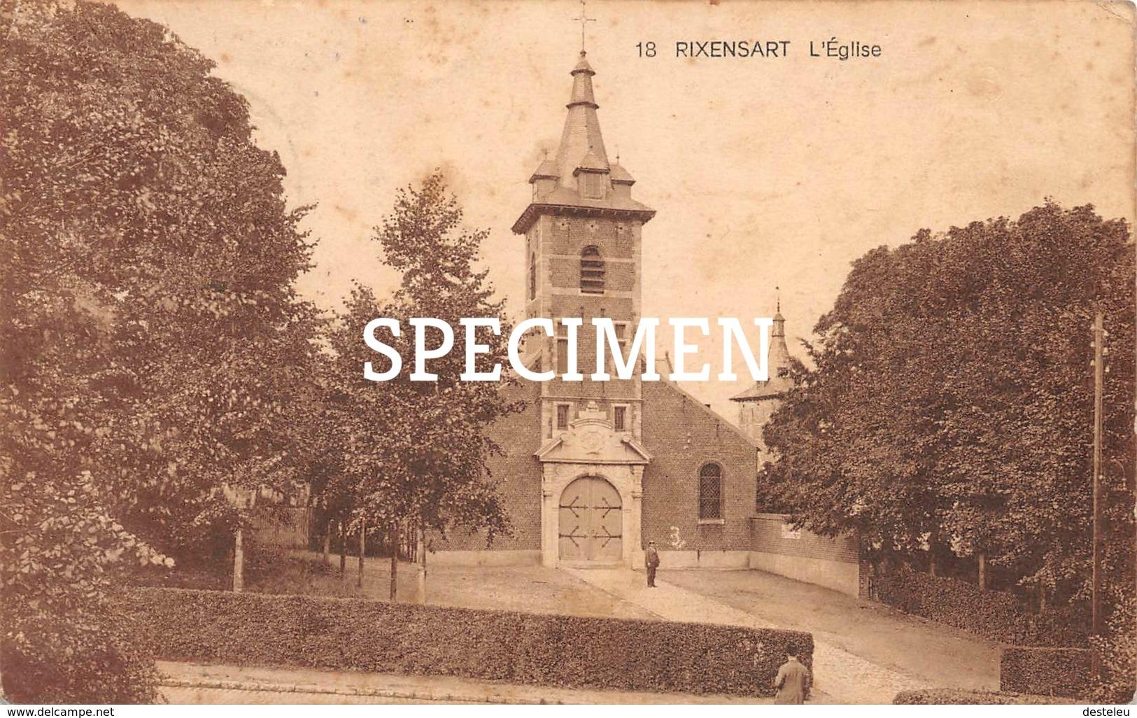 18 L'Eglise -  Rixensart - Rixensart