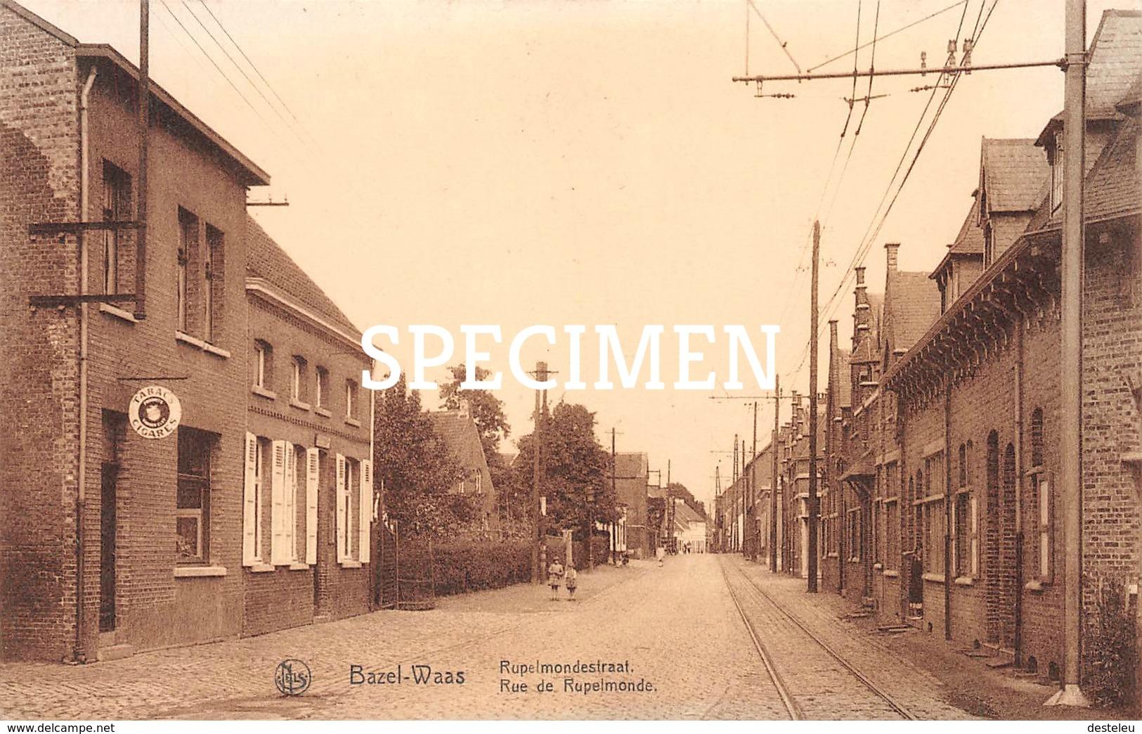 Rupelmondestraat - Bazel-Waas - Bazel - Kruibeke