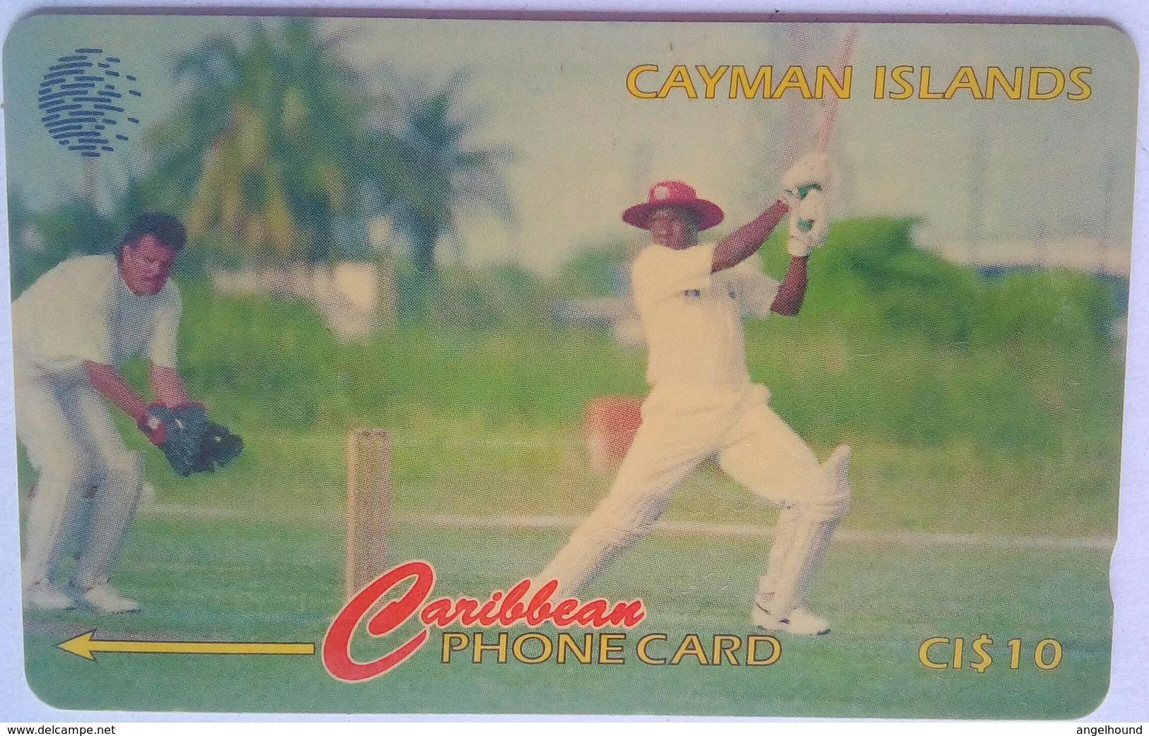 57CCIA Cricket Weekend CI$10 - Iles Cayman