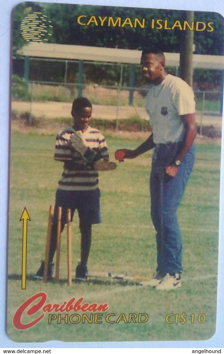 57CCID Cricket Weekend CI$10 - Iles Cayman