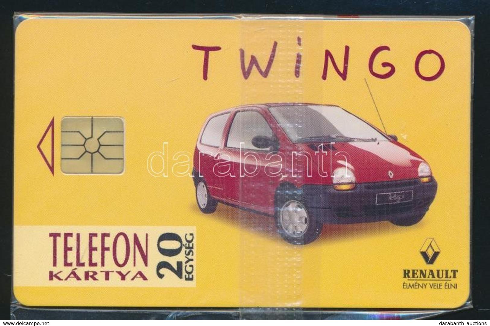1994 Renault Twingo. Használatlan Telefonkártya, Bontatlan Csomagolásban - Phonecards