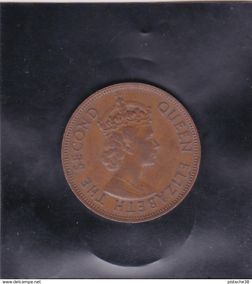 Monnaie Maurice - Mauritius De 5c De 1975 - Argus: Monnaies Du Monde J.L. THIMONIER - Maurice