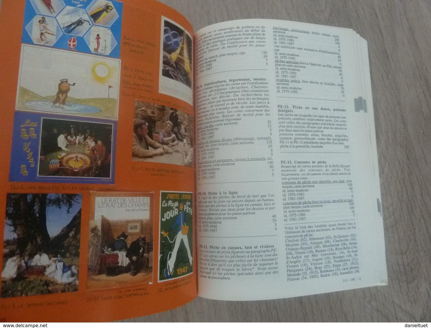 REPERTOIRE MONDIAL CPA NEUDIN ANNEE 1989 - France