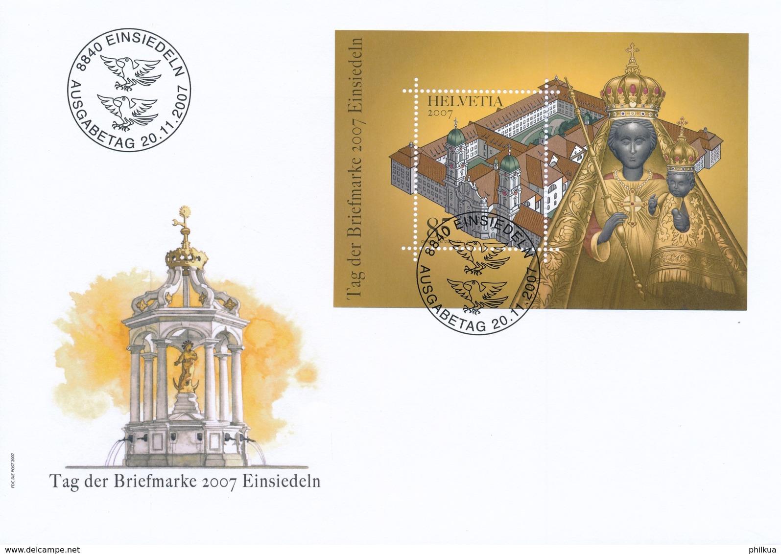 Zumstein 1257 Illusdtriertes FDC In Einwandfreiem Zustand - Unclassified