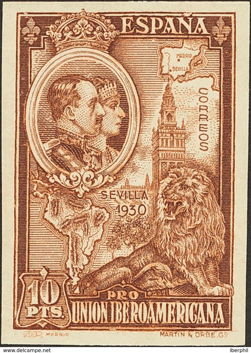 *566/82s. 1930. Serie Completa. SIN DENTAR. MAGNIFICA. Edifil 2020: 300 Euros - Spanien