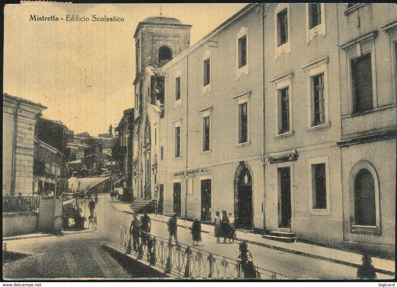 MISTRETTA (ME) EDIFICIO SCOLASTICO - ANIMATA - Messina