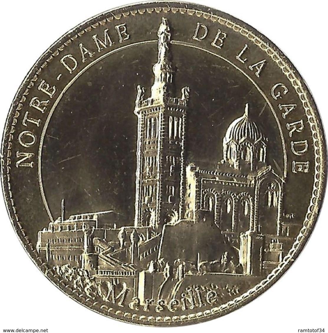 2015 AB112 - MARSEILLE - Notre Dame De La Garde 1 (la Galère) / ARTHUS BERTRAND - Arthus Bertrand