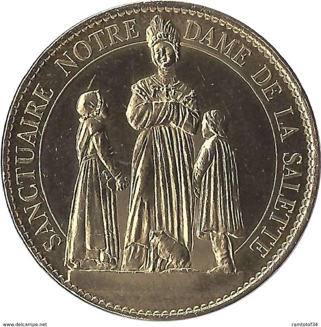2015 AB149 - LA SALETTE FALLAVAUX 1 - Sanctuaire Notre Dame / ARTHUS BERTRAND - Arthus Bertrand