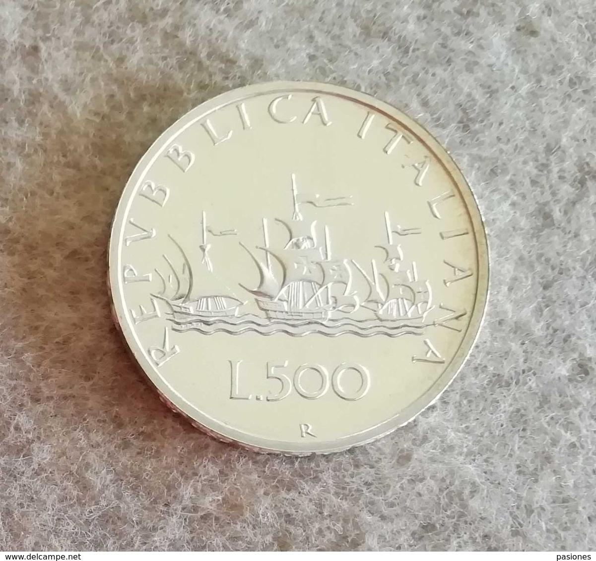 Repubblica Italiana 500 Lire 2000 - 500 Liras