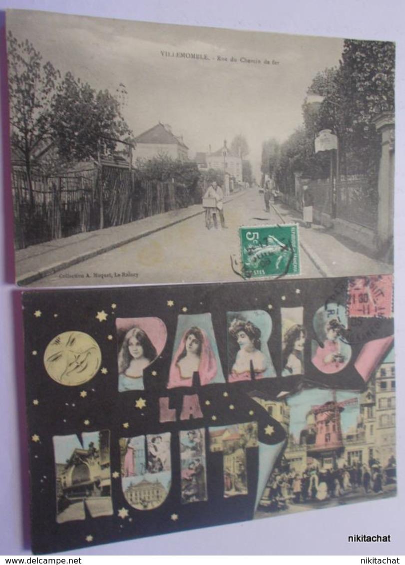 BEAU LOT 100 CARTES POSTALES Toutes Scannées-Nombreuses Animations- DEPART 1 EURO-A VOIR!! - Cartes Postales