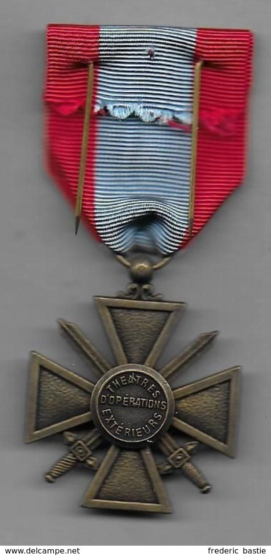 Médaille  Théatres D' Opération Extérieurs - Non Classificati