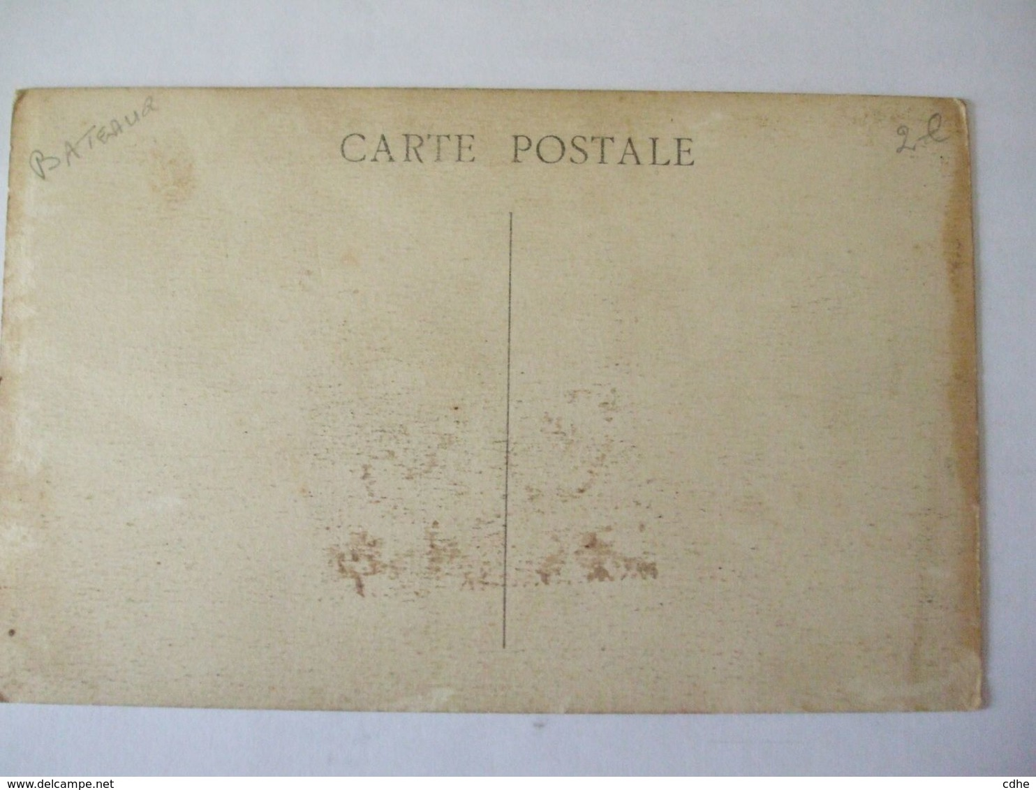 AL07062020- BATEAUX - PAQUEBOT DE LA Cie DE NAVIGATION MIXTE - Cie TOUACHE -- - Dampfer