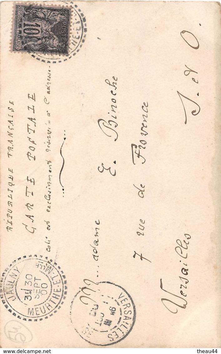 ¤¤  -   JAULNY    -   Carte-Photo De La Vallée Du Rupt De Mad En 1900    -   ¤¤ - Autres Communes