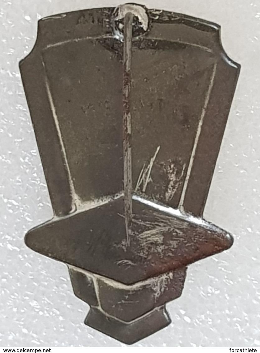 Broche Jeux Olympiques Melbourne 1956 - Brooch Olympic Games Melbourne - Haltérophilie - Weightlifting - Gewichtheben - Pesistica