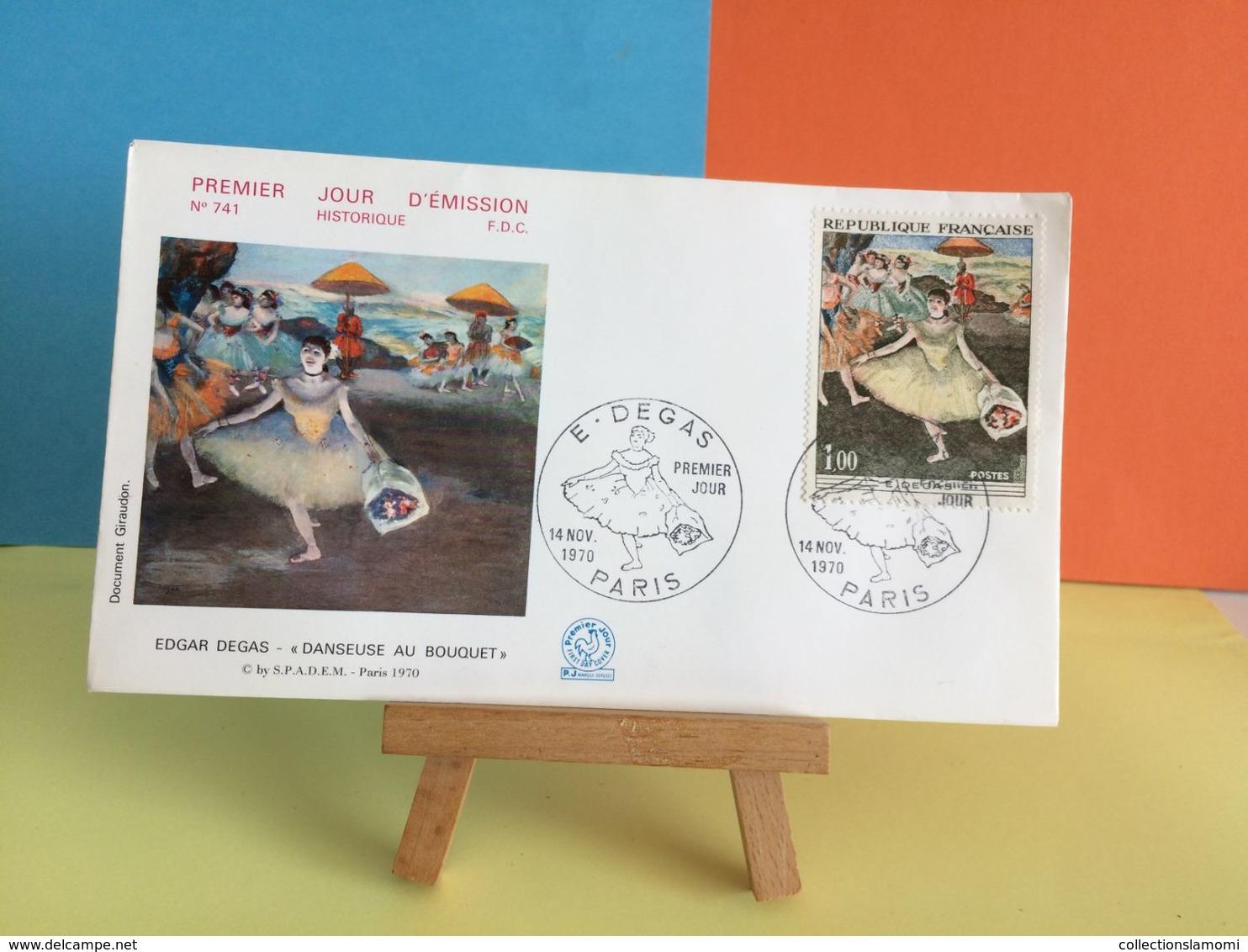 Lot 70 FDC - 1963 à 1973 Et 1990/91 - Voir Photos - (Coté Plus De 120 € Environ) - FDC