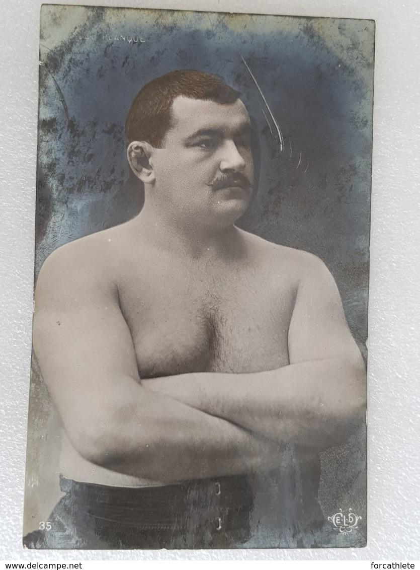 Pique Planque - Lutte - Wrestling - Ringen - Lutteur - Wrestler - Ringer - Edition De L'Auto - Unclassified