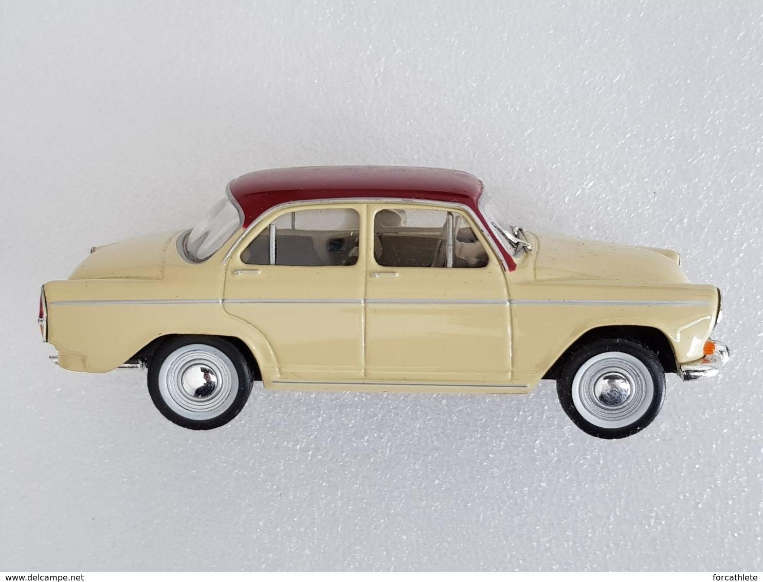 Voiture Miniature Simca Aronde P60 - Autres