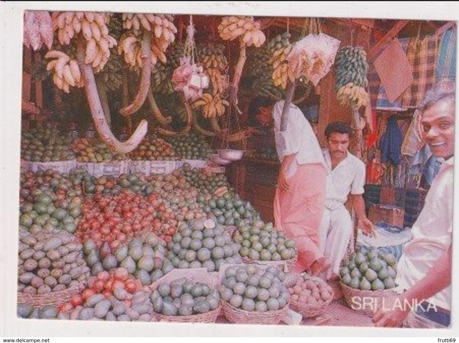 SRI LANKA - AK 381500 Fruit Stall - Sri Lanka (Ceilán)