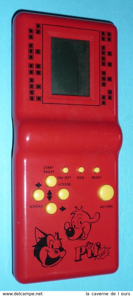 Rare Jeu électronique NEUF Avec 9 Jeux PIF Gadget Console Portable - Autres