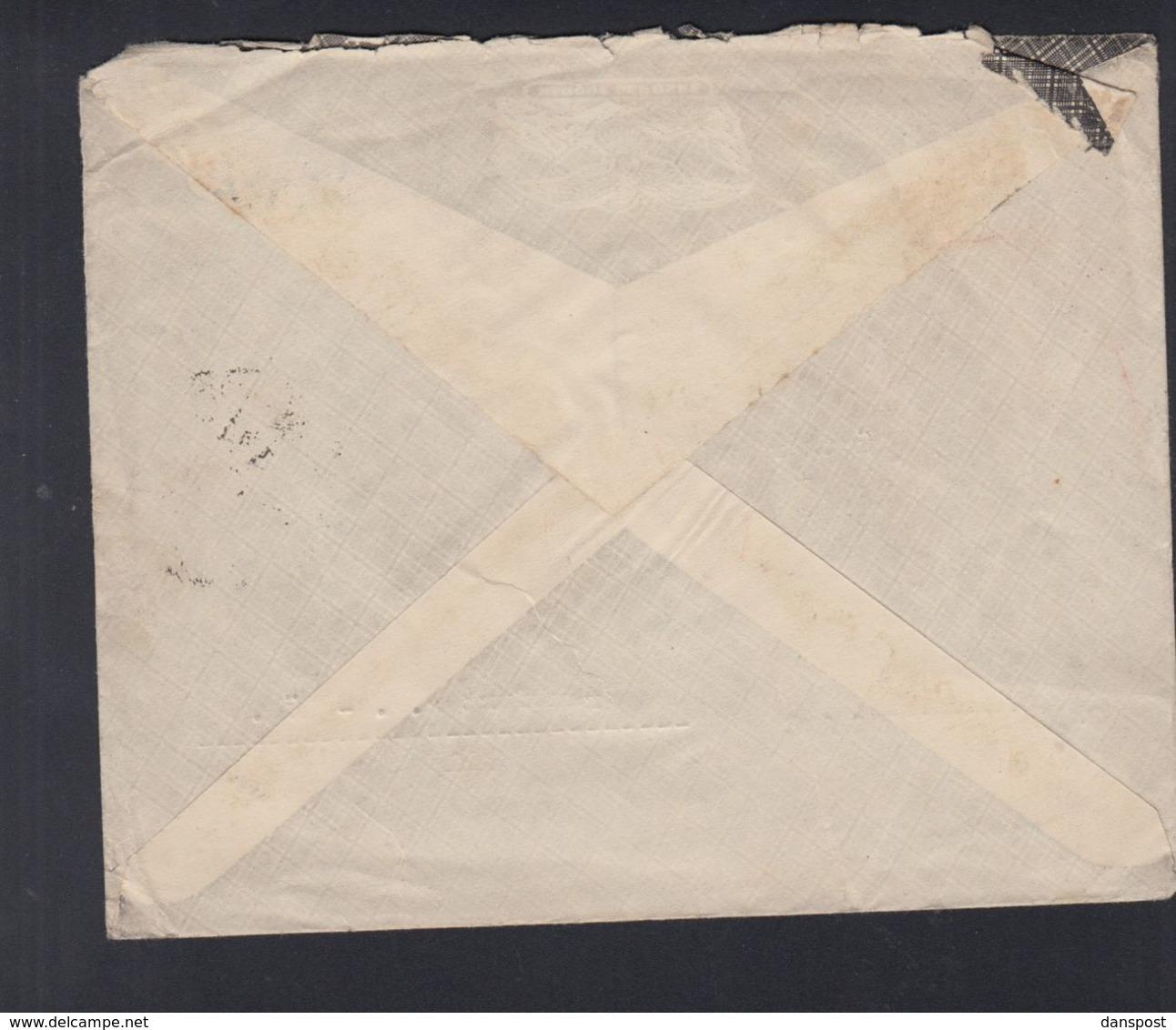 Griechenland Greece Brief 1930 Nach Frankfurt - Griechenland